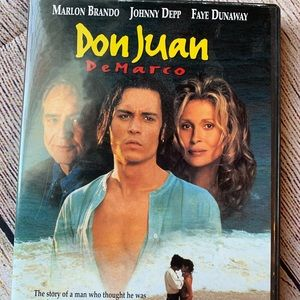 Other - Don Juan Demarco DVD
